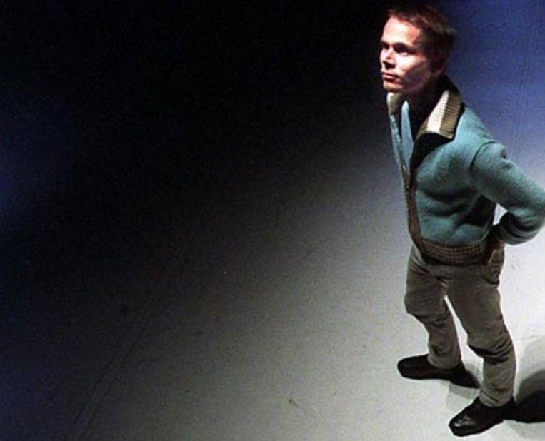 Voor de Finse choreograaf Tero Saarinen was dans 'een logische volgende stap' na gymnastiek. Foto GPD/Cees Mooij Beeld