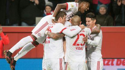 Zo dominant dat het saai wordt: Bayern zesde seizoen op rij los op kop