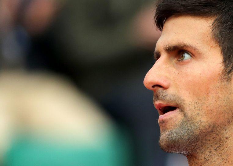 Roland Garros Handdoek.Bij Djokovic Is De Tennistrein Stilaan Aan Het Ontsporen De Volkskrant
