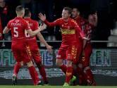 Go Ahead Eagles en FC Den Bosch spelen gelijk, Sparta herpakt zich