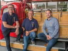 Lintje voor drie brandweerlieden uit Valkenswaard
