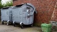 Nu zelfs een milieubox achtergelaten op het kerkhof