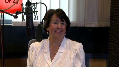 Lutgart Simoens viert 90ste verjaardag op Radio 2