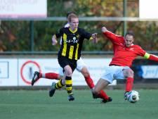 Ravenstein geen partij voor Nulandia na razendsnelle rode kaart