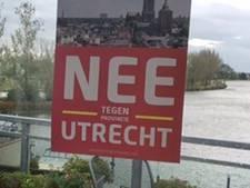 Actie tegen gemeentefusie: 'Vianen hoort gewoon bij Zuid-Holland'