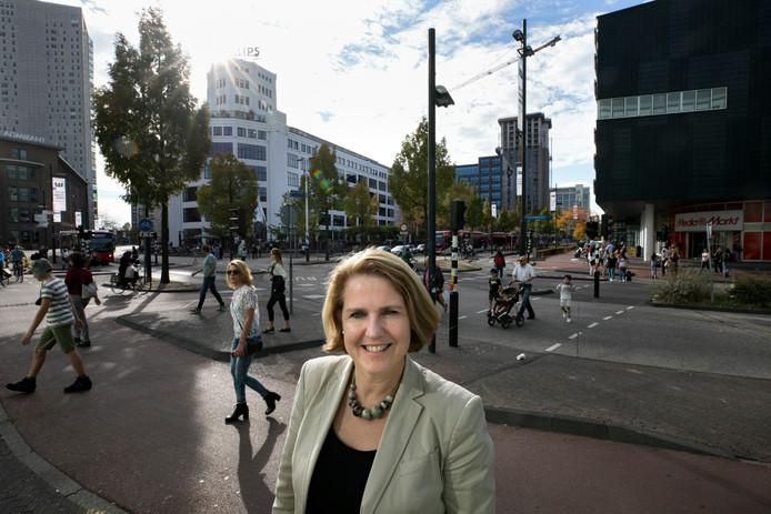 Monique List wethouder in Eindhoven