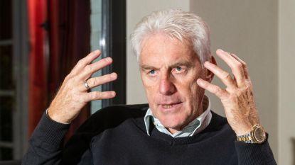 """Hugo Broos zag trainersvakbond verdwijnen: """"Het is hier ieder voor zich"""""""