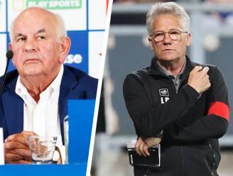 """AA Gent ontslaat trainer Laszlo Bölöni amper 25 dagen na zijn aanstelling, voorzitter De Witte: """"Dit is een miscast geweest"""""""
