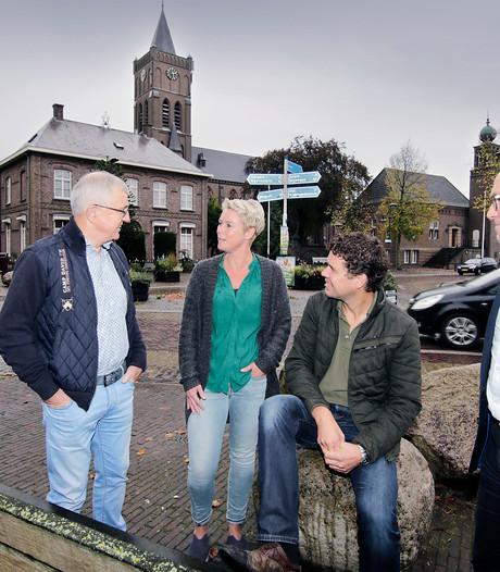 Inwoners van Schaijk bouwen aan toekomst: 'Het vliegwiel moet blijven draaien'
