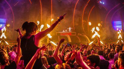 Bezoekers Amsterdam Dance Event (ADE) bespoten met pepperspray