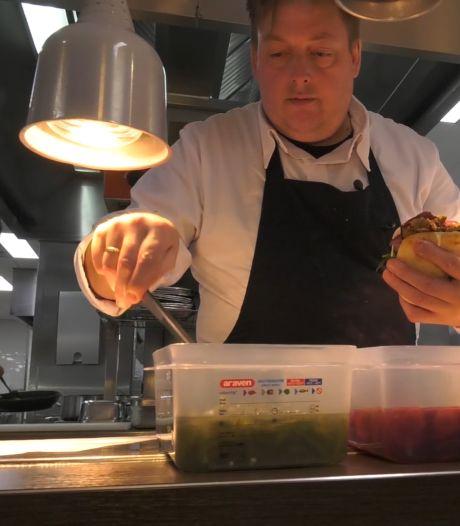 Döner eten in een sterrenrestaurant: het kan vannacht in Amsterdam