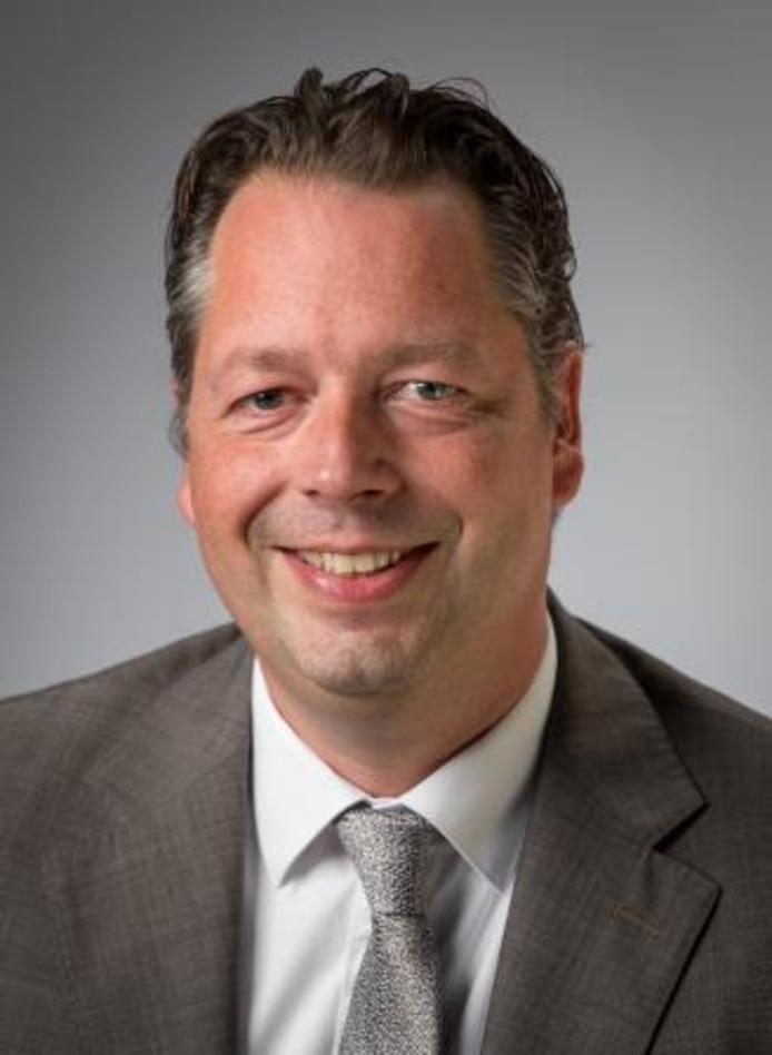 VVD-wethouder Dennis Melenhorst.