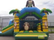 Kinderen kunnen elk weekend los op springkussen bij Circus Bolalou in Laren