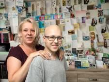 Donor gezocht voor Nick (19) met leukemie