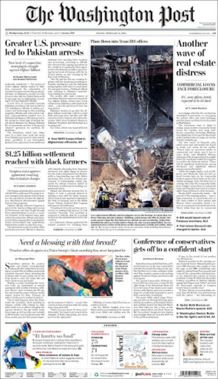 The Washington Post Beeld Frank Hylkema