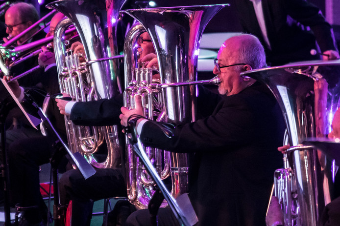 Apollo Goor is 100 geworden dit jaar. Het vieren van dit jubileum begon met een nieuwjaarsconcert.
