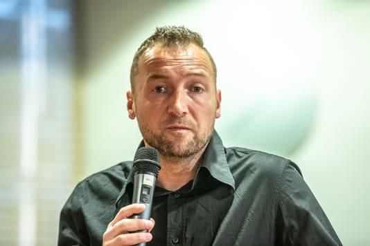 Roy Lensink wil een vijfde coffeeshop in Zwolle beginnen.
