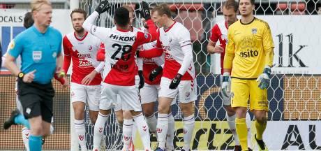 Weer gaat het snel mis voor Heracles in uitwedstrijd: 3-1