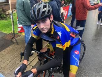 """Niel Meulemans mist het podium op het BK in Affligem: """"Natuurlijk was ik ontgoocheld"""""""