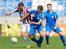 Willem II begint met 18 spelers en 3 keepers