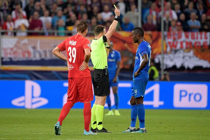 Le rouge s'est transformé en jaune pour Ally Mbwana Samatta.