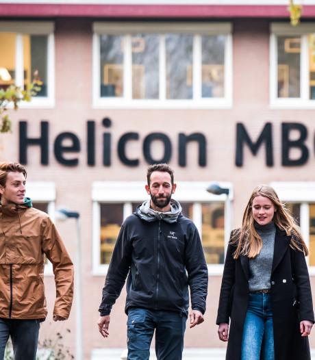 Scholengemeenschap Helicon: Ons mbo kent geen pretstudies
