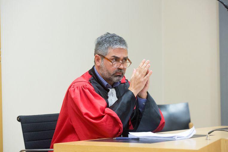 Openbare aanklager Backx vroeg de jury Andy Olymph te veroordelen voor moord