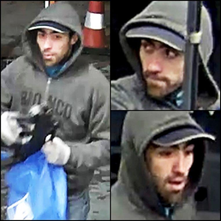 opsporing: Gewapende overval op een OKAY-winkel te Brussel op 18/01/19