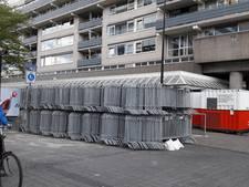 VIDEO: Tilburg maakt vaart met opbouw voor Koningsdag