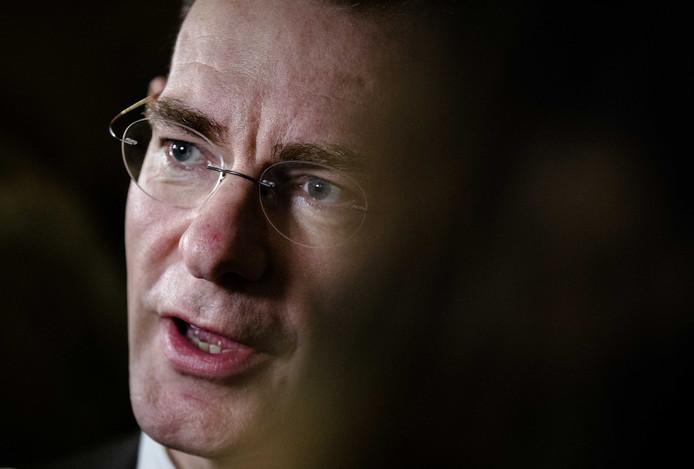 Menno Snel (D66) moest opstappen als staatssecretaris van Financiën