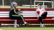 """Del Bosque: """"Casillas de enige die ik niet heb bedankt"""""""