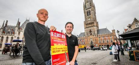 Wie wordt 'De Slimste mens van Brugge'?