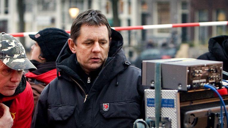 Regisseur Dick Maas (R.) Beeld anp