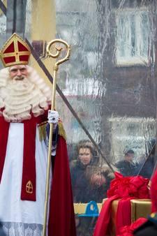Landelijke intocht Sinterklaas in Dokkum