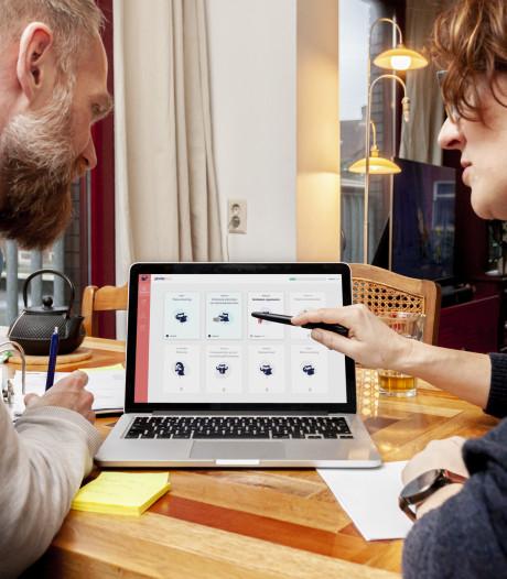 Plinkr uit Eindhoven wil met Hub mensen die onder bewind staan zelfstandig maken