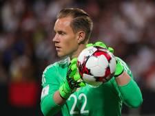 Löw wisselt van keeper voor duel met Chili op Confederations Cup