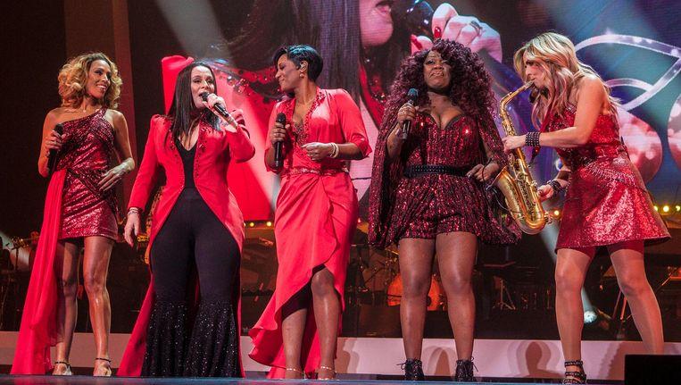 JT Taylor zal op 23 en 24 maart met de vrouwen optreden in de Ziggo Dome Beeld anp
