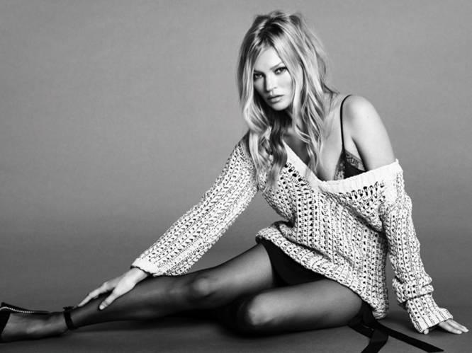 Kate Moss (46) viert haar 41ste cover van het Britse Vogue magazine: de rebelse 'girl next door' die de mode-industrie op haar kop zette