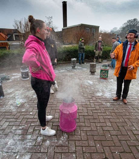 Niets dan lof voor vertrekkende burgemeester van Kampen: 'bevlogen, betrokken, onvermoeibaar'