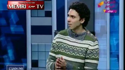"""Atheïst weggestuurd tijdens interview op Egyptische tv: """"Verlaat de studio en ga meteen naar de psychiater"""""""