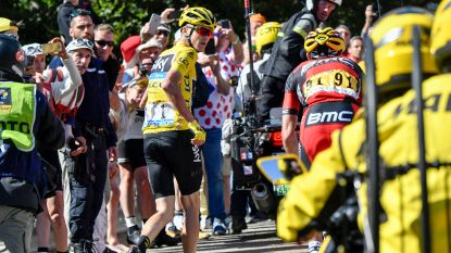 Chris Froome: een saaie coureur die heel af en toe waanzinnige dingen doet
