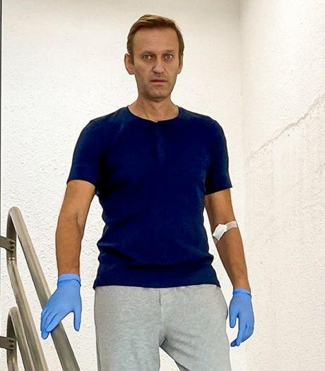 Rusland: Duitsers belemmeren onderzoek Navalny