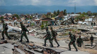 Aarde beeft opnieuw op Sulawesi