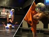 NK Freestyle Voetbal in Dynamo Eindhoven