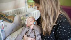Aflikken speentje beschermt mogelijk tegen allergieën bij baby's