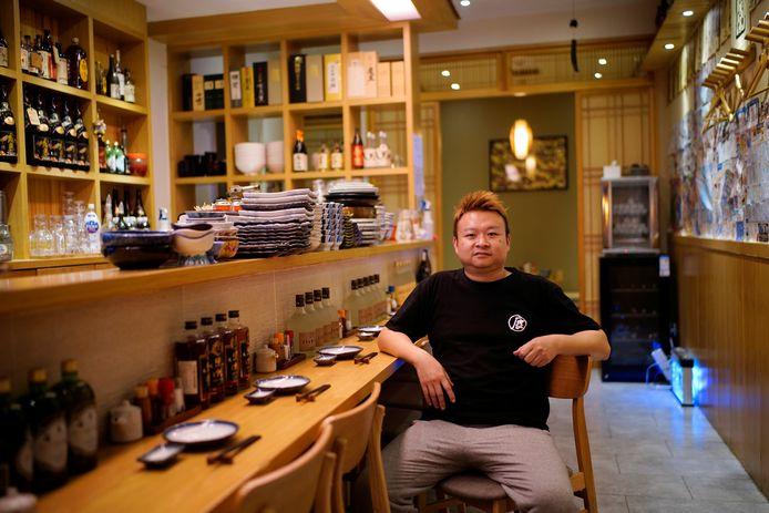 Restauranteigenaar Lai Yun.