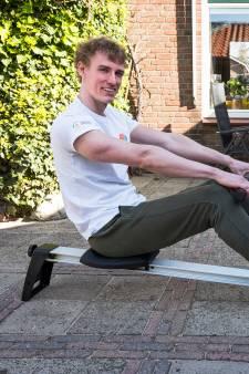 Uitstellen Paralympische Spelen schopt gedroomde afsluiting van zwemloopbaan Thijs van den End in de war: nog een jaar doorgaan of toch stoppen?