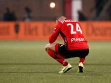 Alsof 't nog niet erg genoeg was voor Helmond Sport: 'Het is echt pijnlijk'