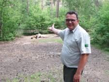 Drankfeesten, kampvuren en rotzooi zijn nekslag voor paalkampeerplek Sallandse Heuvelrug