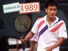 Hoe Michael Chang het bloed onder de nagels van Lendl vandaan haalde